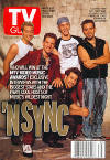 The guys on the cover of TV Guide. (August 2000)
