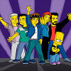 "*NSYNC on the TV show ""The Simpsons"". (2001)"